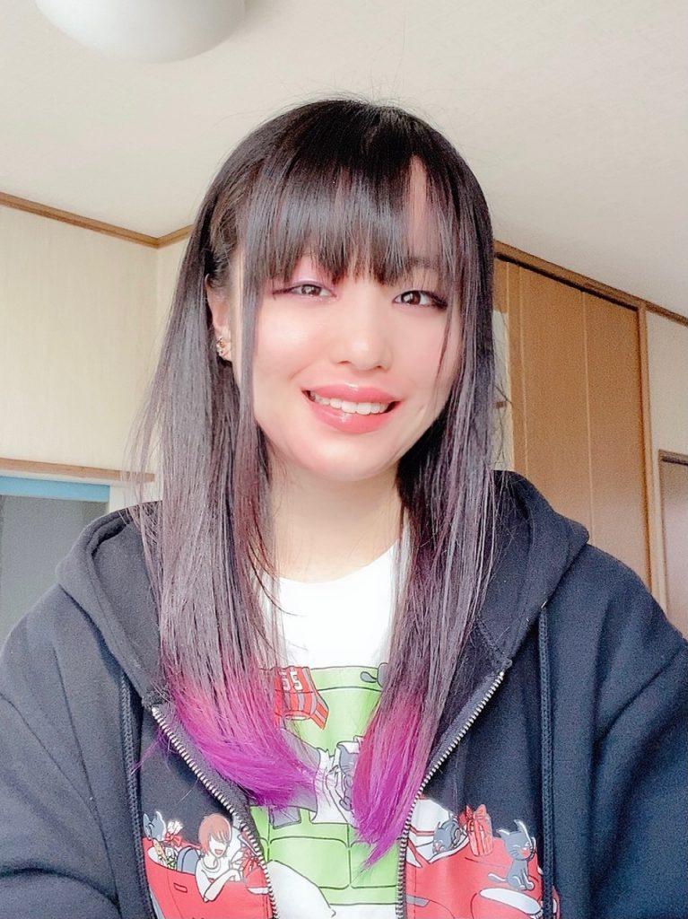 生活環境学部・情報メディア学科 國枝真利奈さん